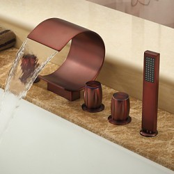 Oil-rubbed Bronze Waterfall...