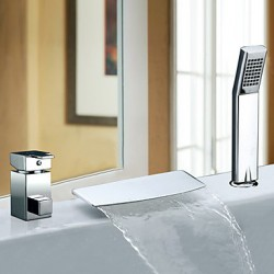 Bathtub Tap - Contemporary...