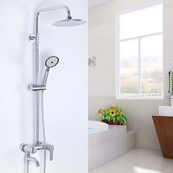 Chrome Finish Tub Shower...