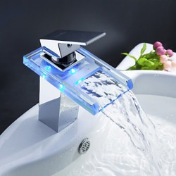 Sink Tap LED / Waterfall /...