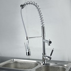 Chrome Finish Kitchen Tap...