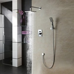 Shower Tap Set Wall Mount...