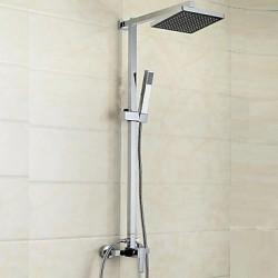 Elegant Shower Tap with 8...