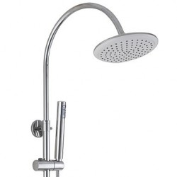 Rainfall Shower Tap Set